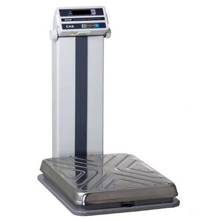 Весы электронные напольные CAS DB-60H (30/60 кг), фото 2