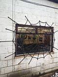 Производство решёток металлических изготовление на окна и балконы, фото 4
