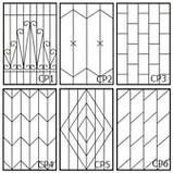 Производство решёток металлических изготовление на окна и балконы, фото 6