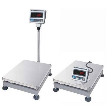 Весы электронные напольные CAS DB II-150E (60/150 кг), фото 2