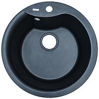 Кухонная мойка Borgio ROС-490 Чёрный
