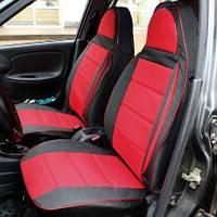 Чехлы на сиденья Фольксваген Т5 (Volkswagen T5) 1+2 (универсальные, автоткань, пилот)
