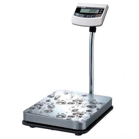 Весы электронные напольные CAS BW-60 (60 кг), фото 2