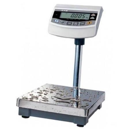 Весы электронные напольные CAS BW-150RB (150 кг), фото 2