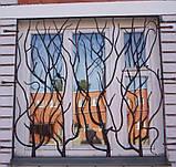 Виробництво виготовлення решіток на вікна та балкони - ціна за 1м2, фото 3