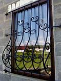 Виробництво виготовлення решіток на вікна та балкони - ціна за 1м2, фото 4