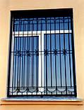 Виробництво виготовлення решіток на вікна та балкони - ціна за 1м2, фото 6