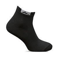 Носки мужские спортивные Лео Лайкра Ади ОПТ Черный, фото 1