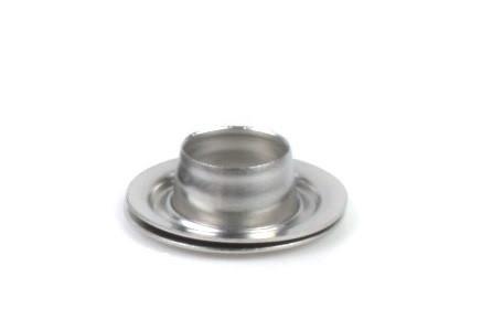 Люверсы 12 мм нержавеющие (блочки, кольца)