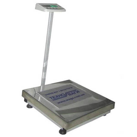 Весы товарные Техноваги ТВ1-12ep (15 кг - 250x300), фото 2