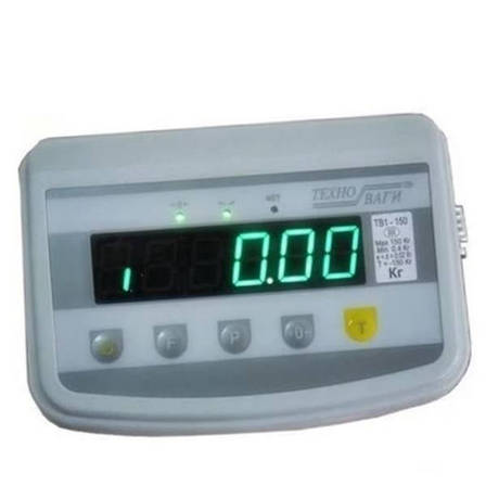 Ваги товарні Техноваги ТВ1-12ep (60 кг - 400x400), фото 2
