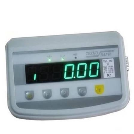 Ваги товарні Техноваги ТВ1-12ep (150 кг - 400x550), фото 2