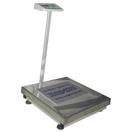 Весы товарные Техноваги ТВ1-12ep (150 кг - 400x550), фото 2