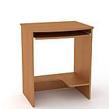 """Стол компьютерный маленький """"СКМ-13 мини"""", стол компьютерный мини (Компанит), фото 2"""