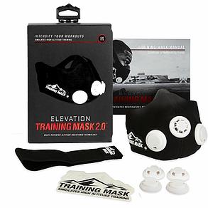 Маска тренировочная Elevation Training Mask, размер M, фото 2