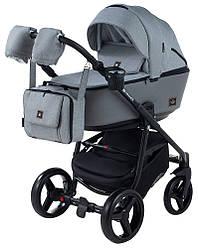 Детская коляска универсальная 2 в 1 Adamex Barcelona BR260/CZ (Адамекс Барселона, Польша)