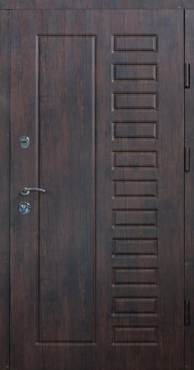 Входная металлическая дверь ДМ-1