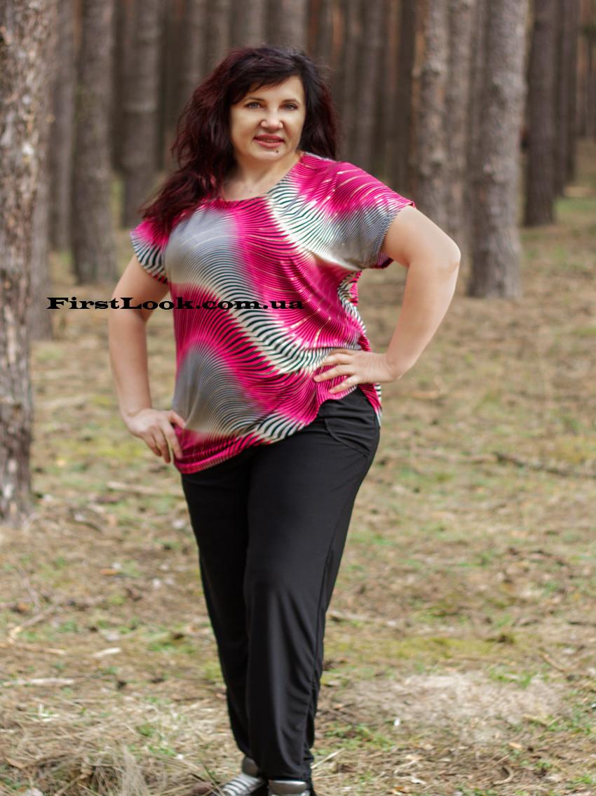 Женский костюм большие размеры-(с 50-64 размер)