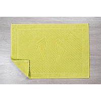Полотенце для ног Iris Home - Бордюр apfelgrun 50*70