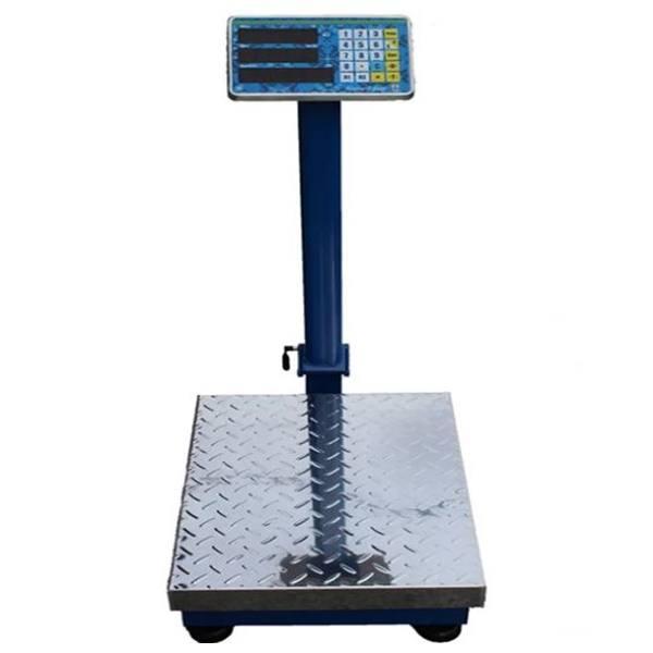 Весы товарные со стойкой Вагар VB-P (150 кг - 400x500)