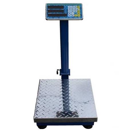 Весы товарные со стойкой Вагар VB-P (150 кг - 400x500), фото 2
