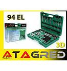Набір інструментів ключів головок Torx Tagred 94 елемента, фото 2