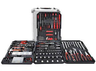Набір інструментів ключів 187 елементів + молоток + ножиці Польща