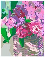 Картина по номерам Нежные гиацинты