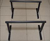 Напольный брусья, параллетсы SAB-Building упоры для отжиманий 35 см черные, фото 2