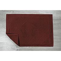 Полотенце для ног Iris Home - Бордюр ruby wine 50*70
