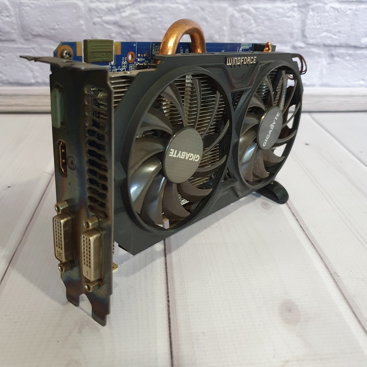 Видеокарта Nvidia GTX 660 OC( 2Gb DDR5/ 192bit 1033/ 6008Mhz)