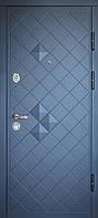 Дверь входная «Министерство дверей»— П-3К-112.V Графит декор 3DVinorit, фото 1