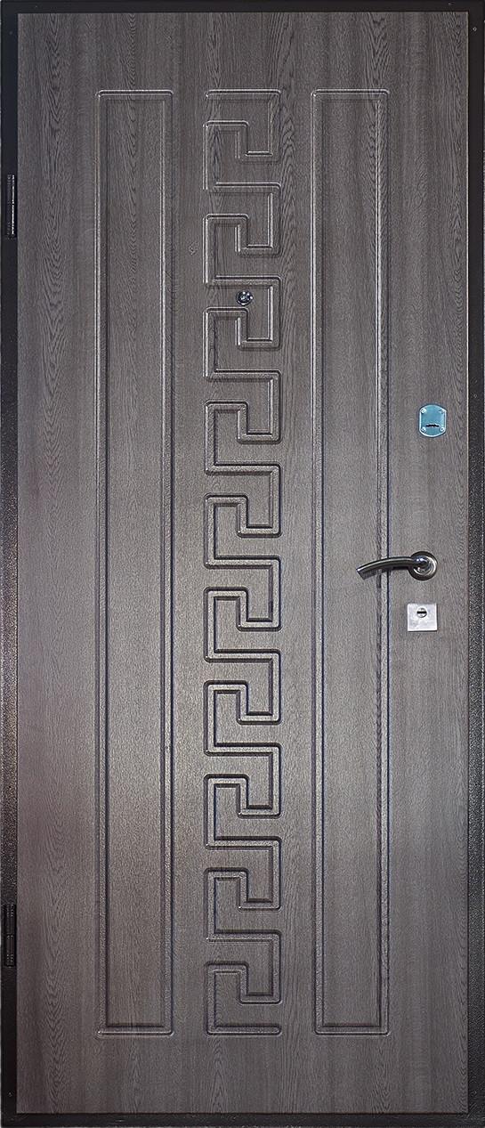 Входная металлическая дверь ДМ-2