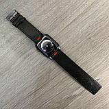 Ремешок Gucci для часов Apple Watch 19387 Black Green Red, фото 3