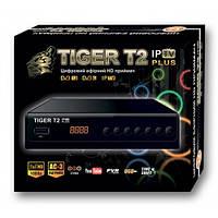 Телевизионный Тюнер Т2 TIGER T2 IPTV PLUS