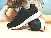 Мужские кроссовки BaaS Running - 3 черные 44 р., фото 1