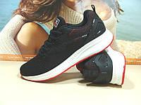 Мужские кроссовки BaaS Running - 3 черные 45 р., фото 1