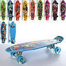 Скейт детский Пенни борд Profi TyT, фото 3