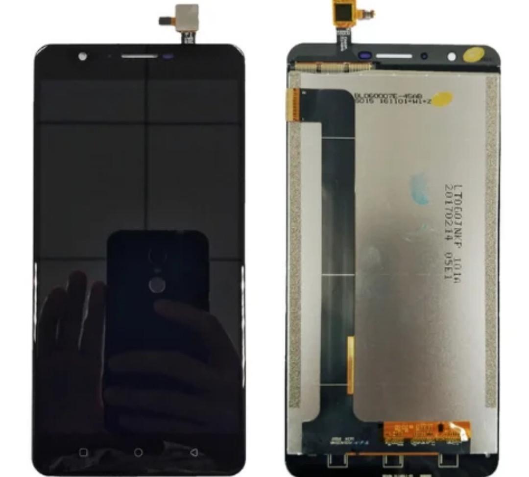 Дисплей + Touchscreen (модуль) для Oukitel U16 MAX Чорний