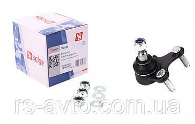 Опора шаровая (передняя/снизу/L) VW Caddy III/IV 1.6/2.0TDI 03-