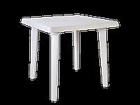 Стол квадратный (белый)