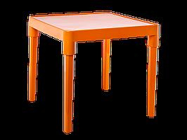Стол детский (светло-оранж.)