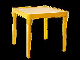 Стол детский (т.жёлтый)