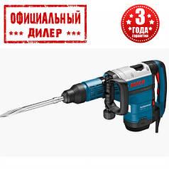 Промышленный отбойный молоток BOSCH GSH 7 VC (Відбійний молоток) (1.5 кВт, 13 Дж)