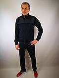 Мужской трикотажный спортивный костюм, фото 4