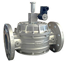 Электромагнитный клапан M16/RM N.A., DN65, 500 mbar (MADAS)