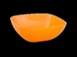 Тарілка глибока 150*150*55мм. (оранж. тощо)