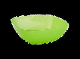 Тарілка глибока 150*150*55мм. (салат. тощо)