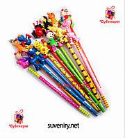 Детские деревянные карандаши