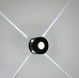 Архітектурний фасадний світильник 5W IP65 DHL-71310, фото 6